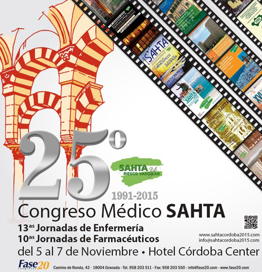 2015-07-08 25 Congreso SAHTA noticia