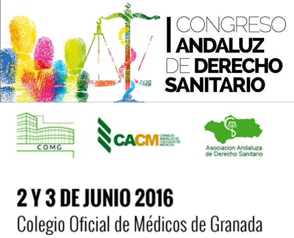 2016-05-13 I Congreso And de Derecho Sanitario noticia