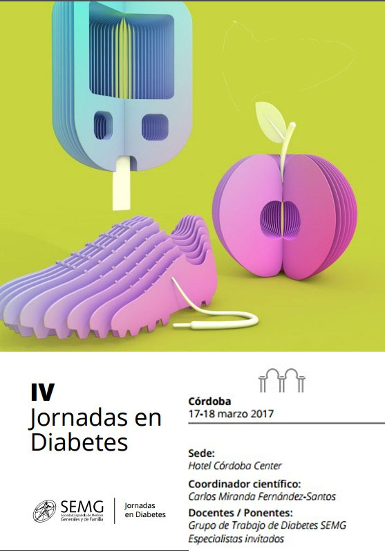 2017-02-13 Jornada Diabetes SEMG cartel