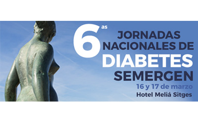 2018-02-23 6as Jorn Nac de Diabetes SEMERGEN portada